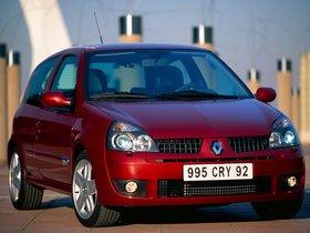 Fotos de Renault Clio Sport 2002