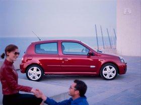 Ver foto 9 de Renault Clio Sport 2002