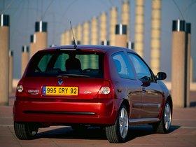 Ver foto 8 de Renault Clio Sport 2002