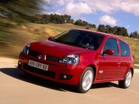 Ver foto 7 de Renault Clio Sport 2002