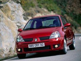 Ver foto 6 de Renault Clio Sport 2002