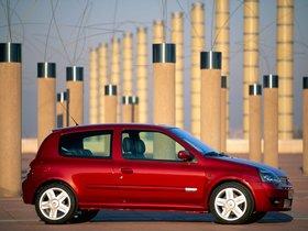 Ver foto 4 de Renault Clio Sport 2002