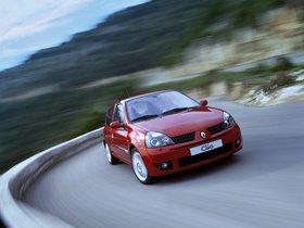 Ver foto 3 de Renault Clio Sport 2002