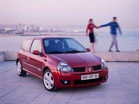 Ver foto 2 de Renault Clio Sport 2002