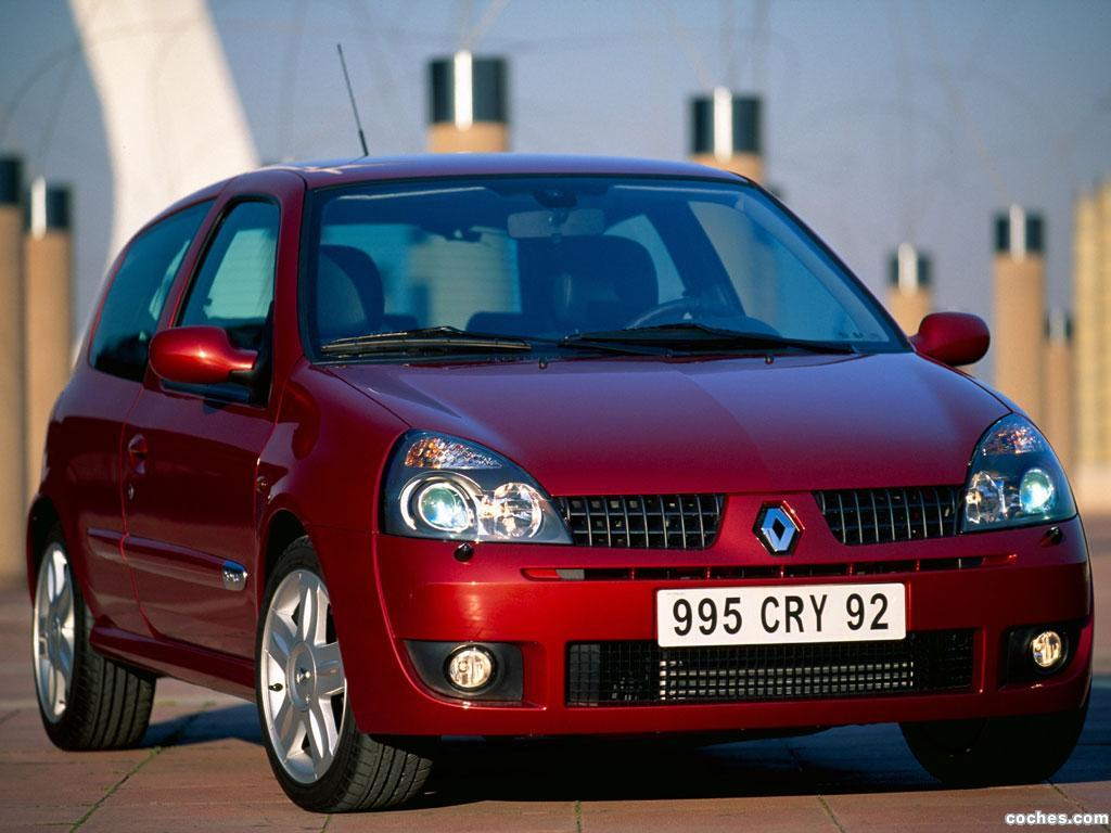 Foto 0 de Renault Clio Sport 2002
