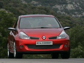 Ver foto 10 de Renault Clio Sport Concept 2005