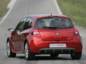Ver foto 4 de Renault Clio Sport Concept 2005