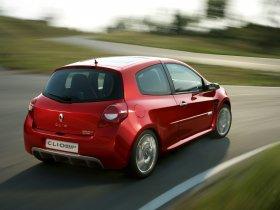 Ver foto 13 de Renault Clio Sport Concept 2005