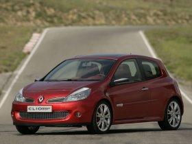 Ver foto 8 de Renault Clio Sport Concept 2005