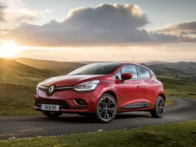Fotos de Renault Clio UK  2016