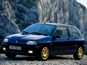 Ver foto 5 de Renault Clio Williams 1993