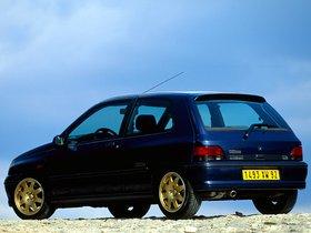 Ver foto 3 de Renault Clio Williams 1993