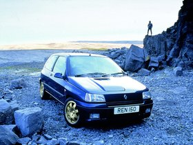 Fotos de Renault Clio Williams 1993