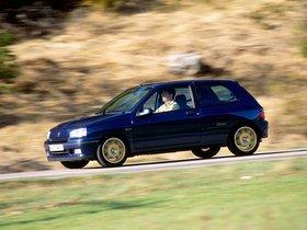 Ver foto 8 de Renault Clio Williams 1993