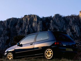 Ver foto 7 de Renault Clio Williams 1993