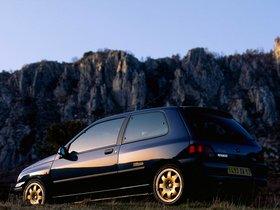 Ver foto 7 de Renault Clio Williams 1993