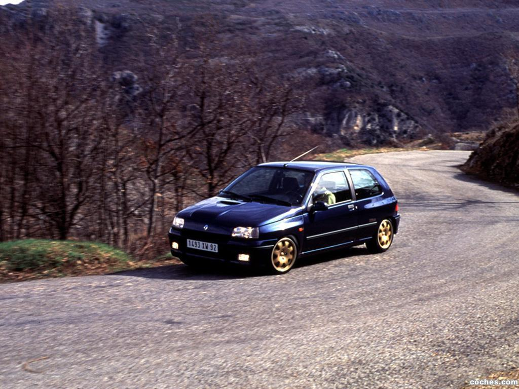 Foto 3 de Renault Clio Williams 1993