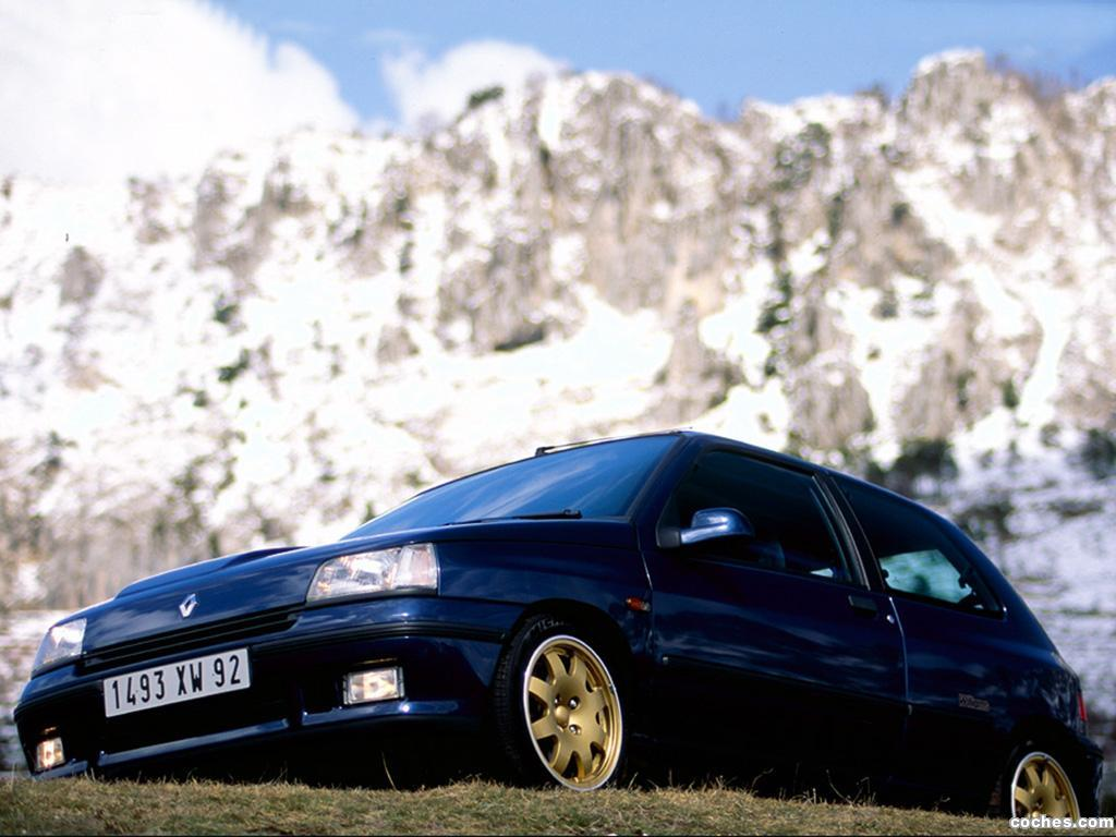 Foto 1 de Renault Clio Williams 1993