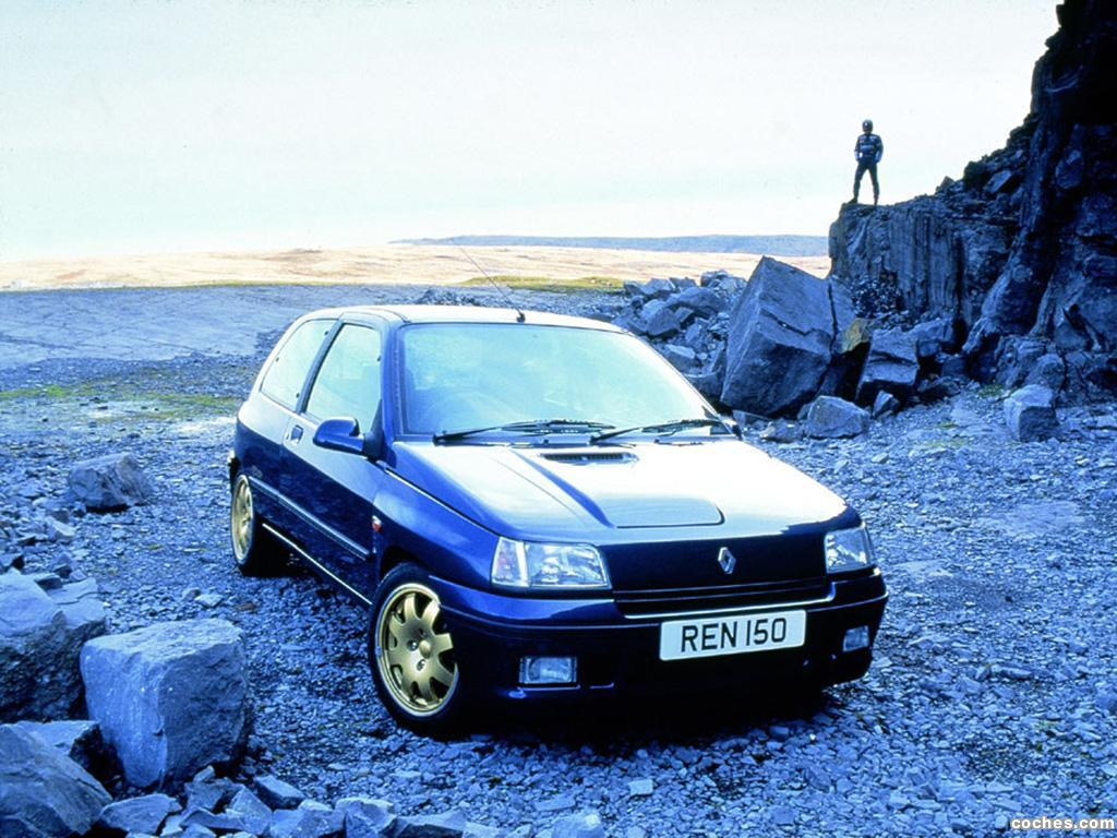 Foto 0 de Renault Clio Williams 1993