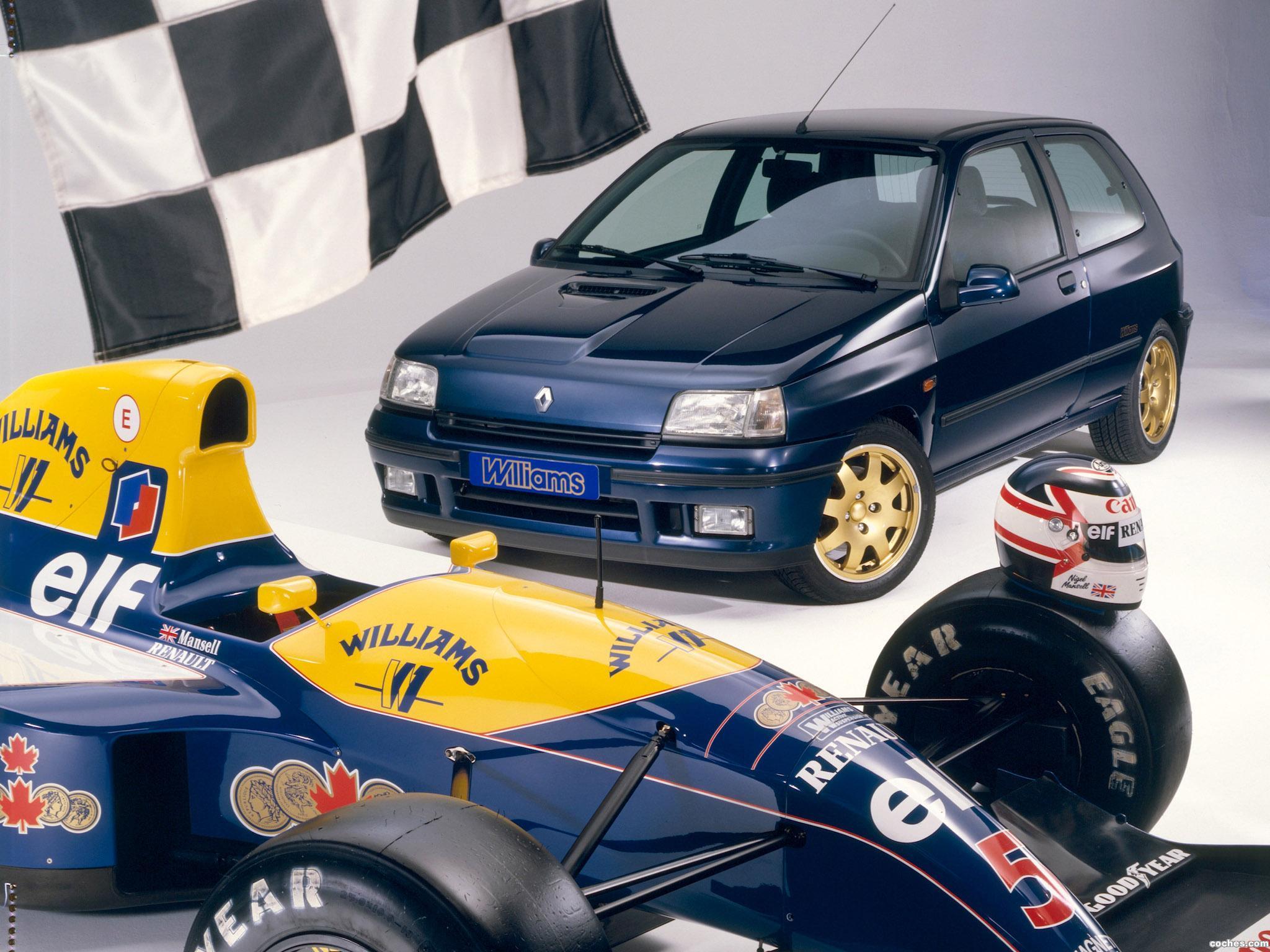Foto 5 de Renault Clio Williams 1993