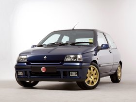 Fotos de Renault Clio Williams 2 UK 1994