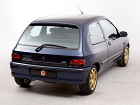 Ver foto 5 de Renault Clio Williams 2 UK 1994