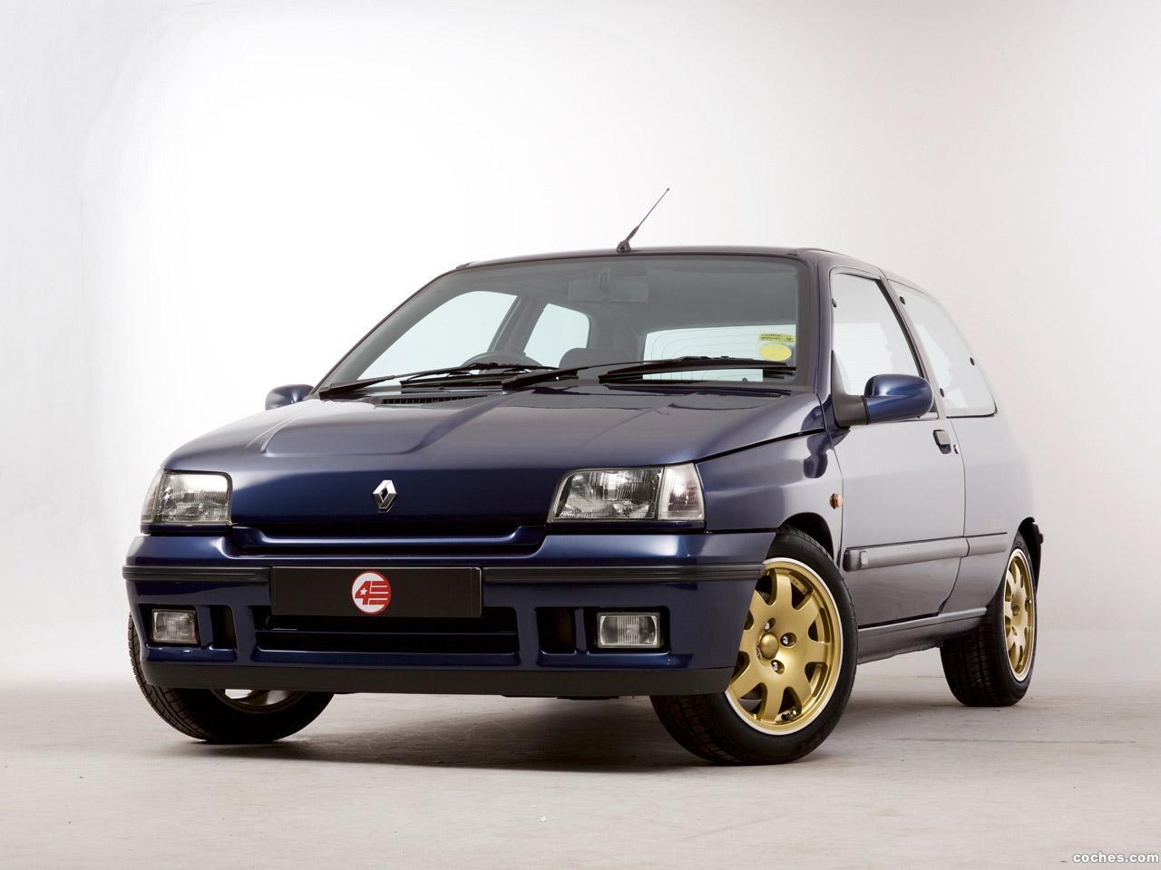 Foto 0 de Renault Clio Williams 2 UK 1994