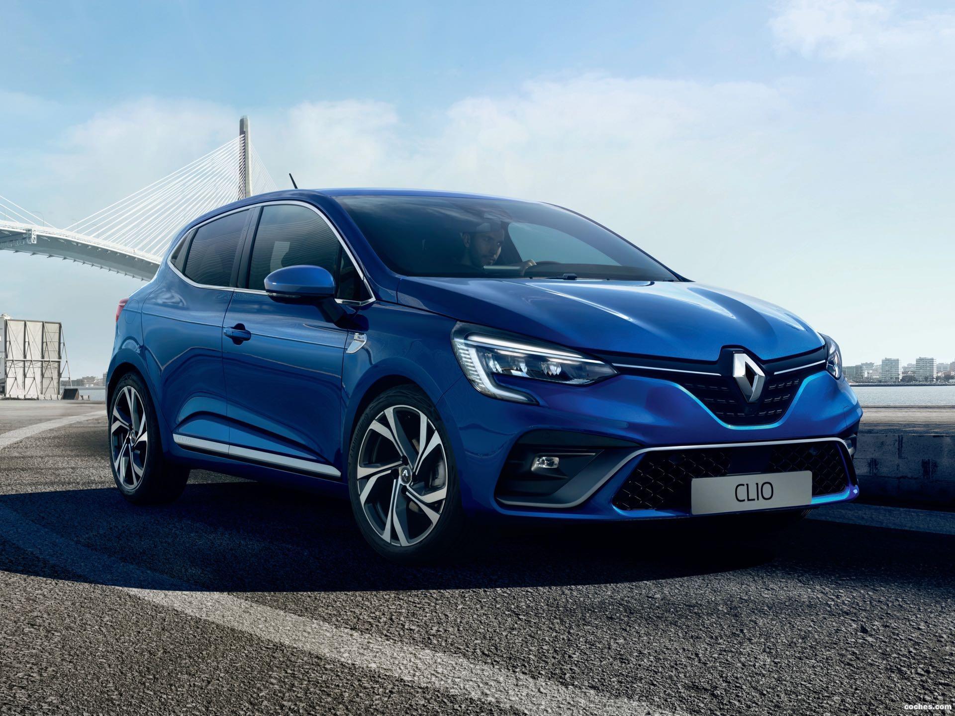 Foto 0 de Renault Clio R.S. Line 2019