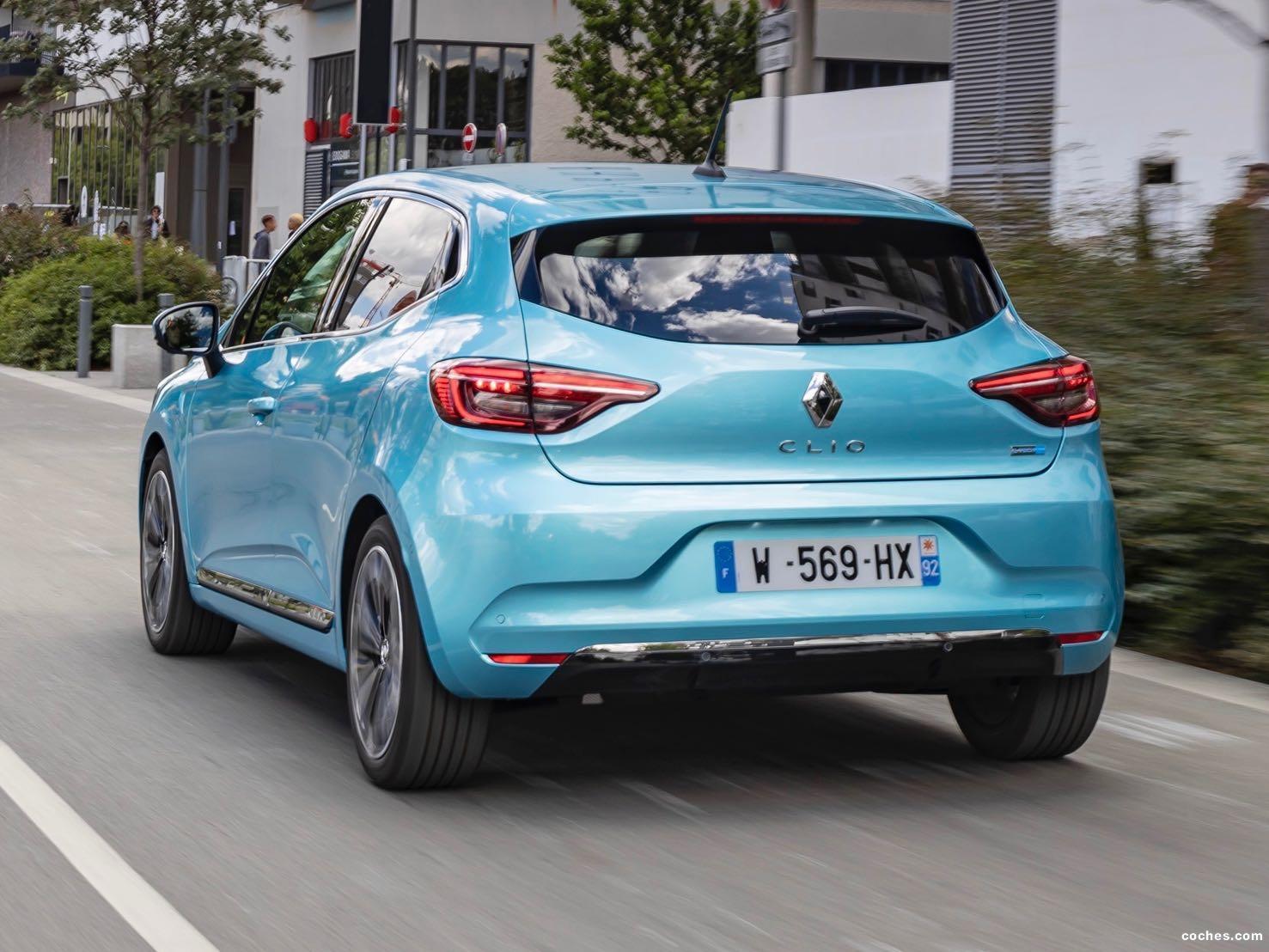 Foto 28 de Renault Clio E-TECH 2020