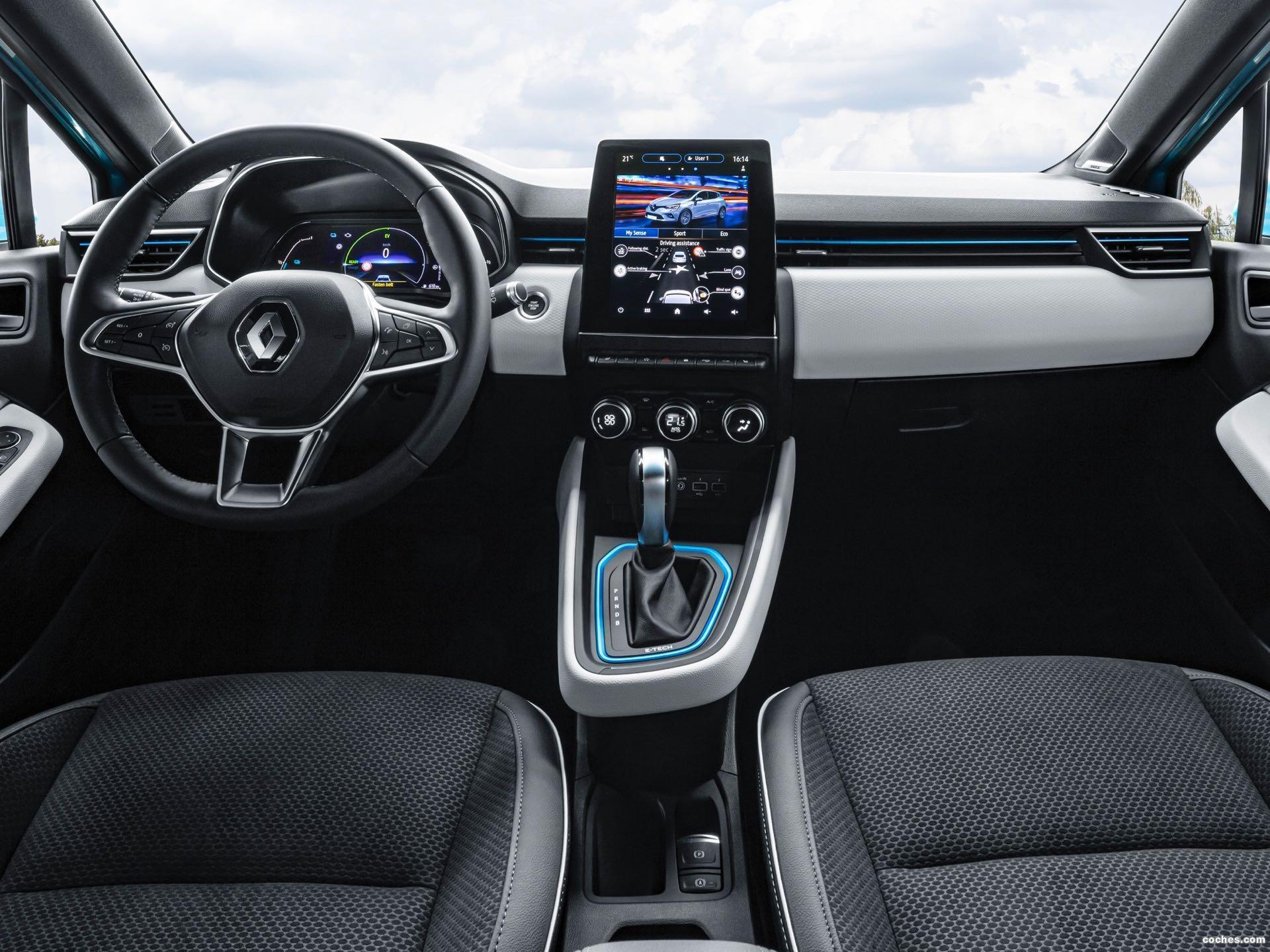Foto 6 de Renault Clio E-TECH 2020
