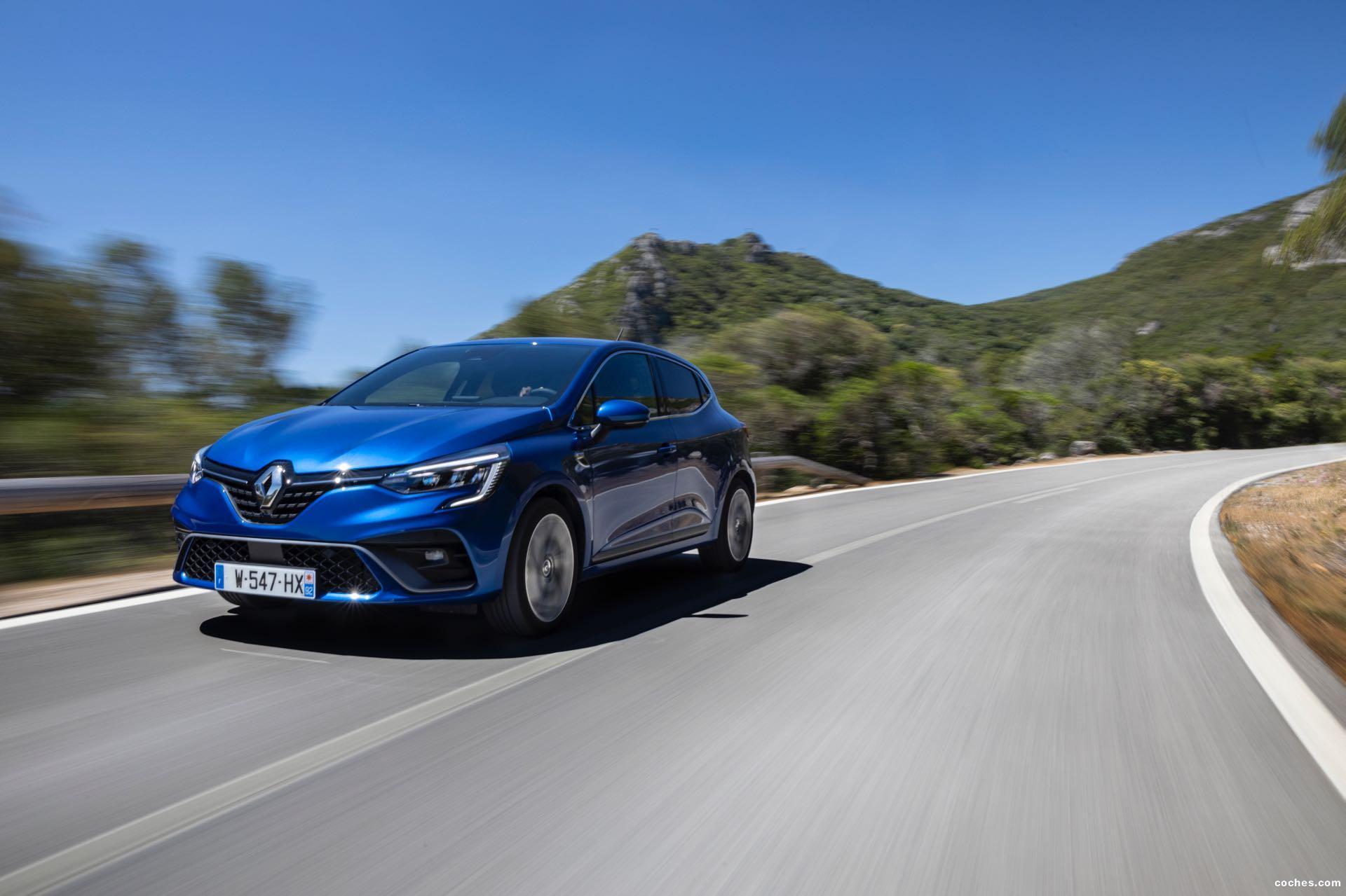 Foto 17 de Renault Clio R.S. Line 2019