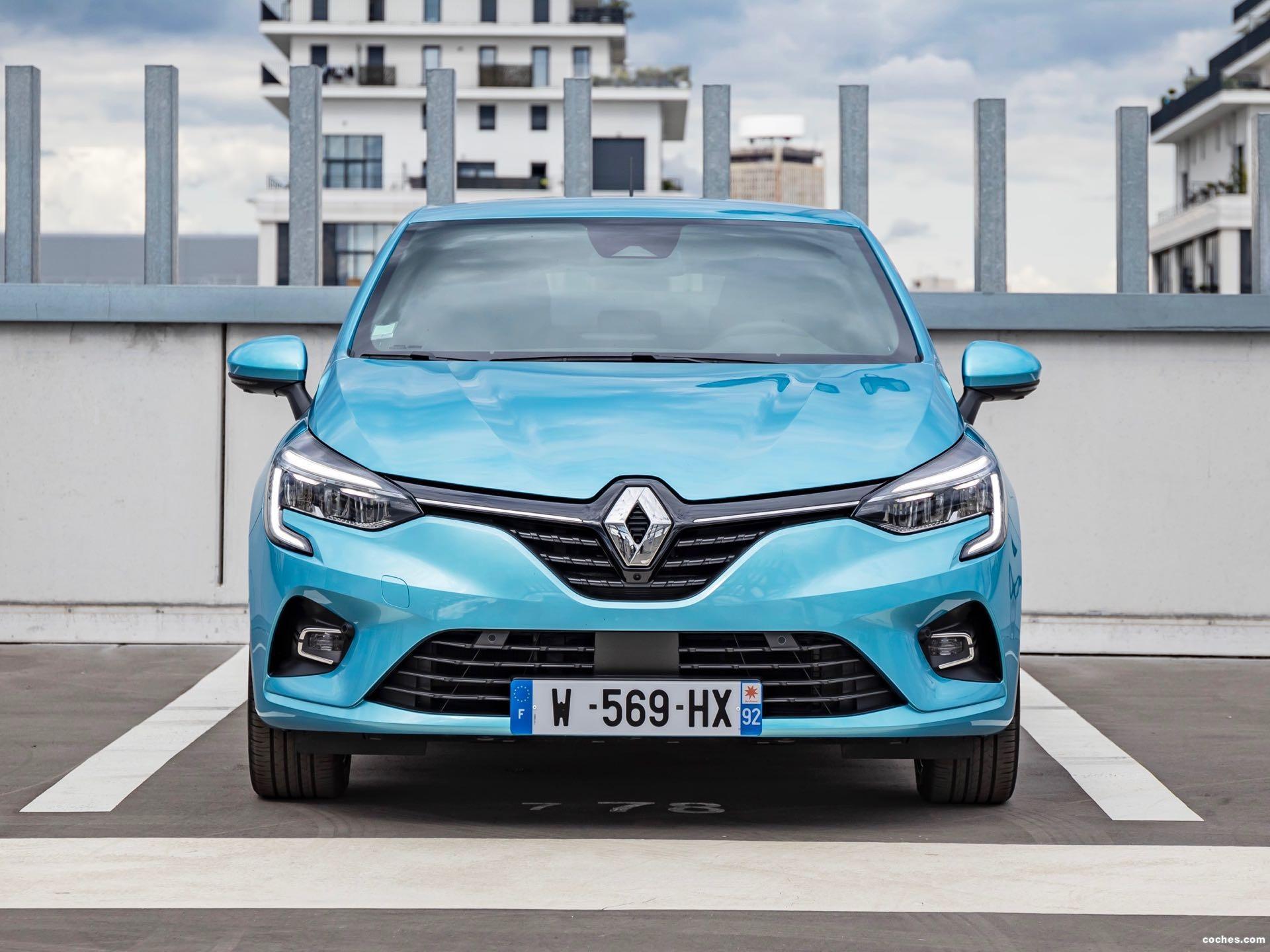 Foto 29 de Renault Clio E-TECH 2020