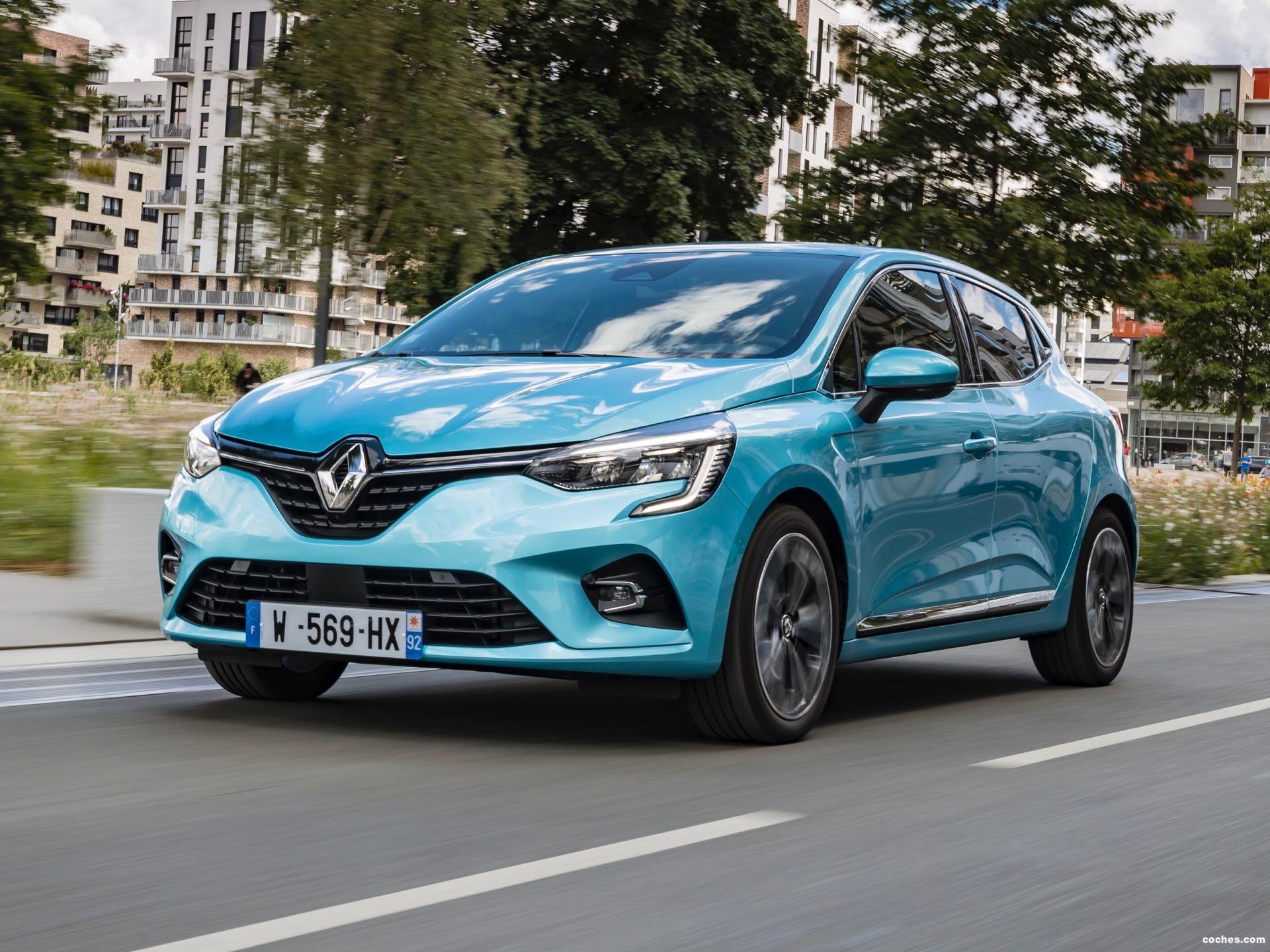 Foto 10 de Renault Clio E-TECH 2020
