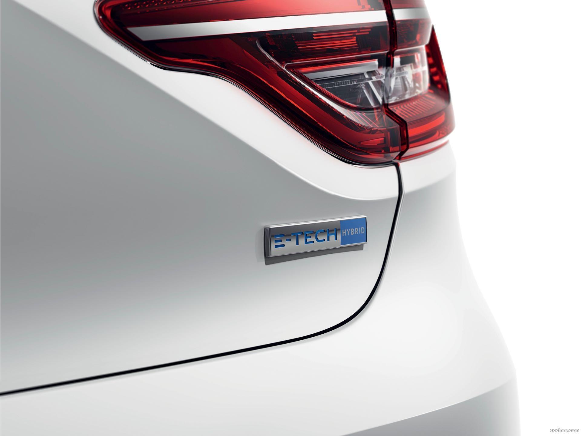 Foto 30 de Renault Clio E-TECH 2020