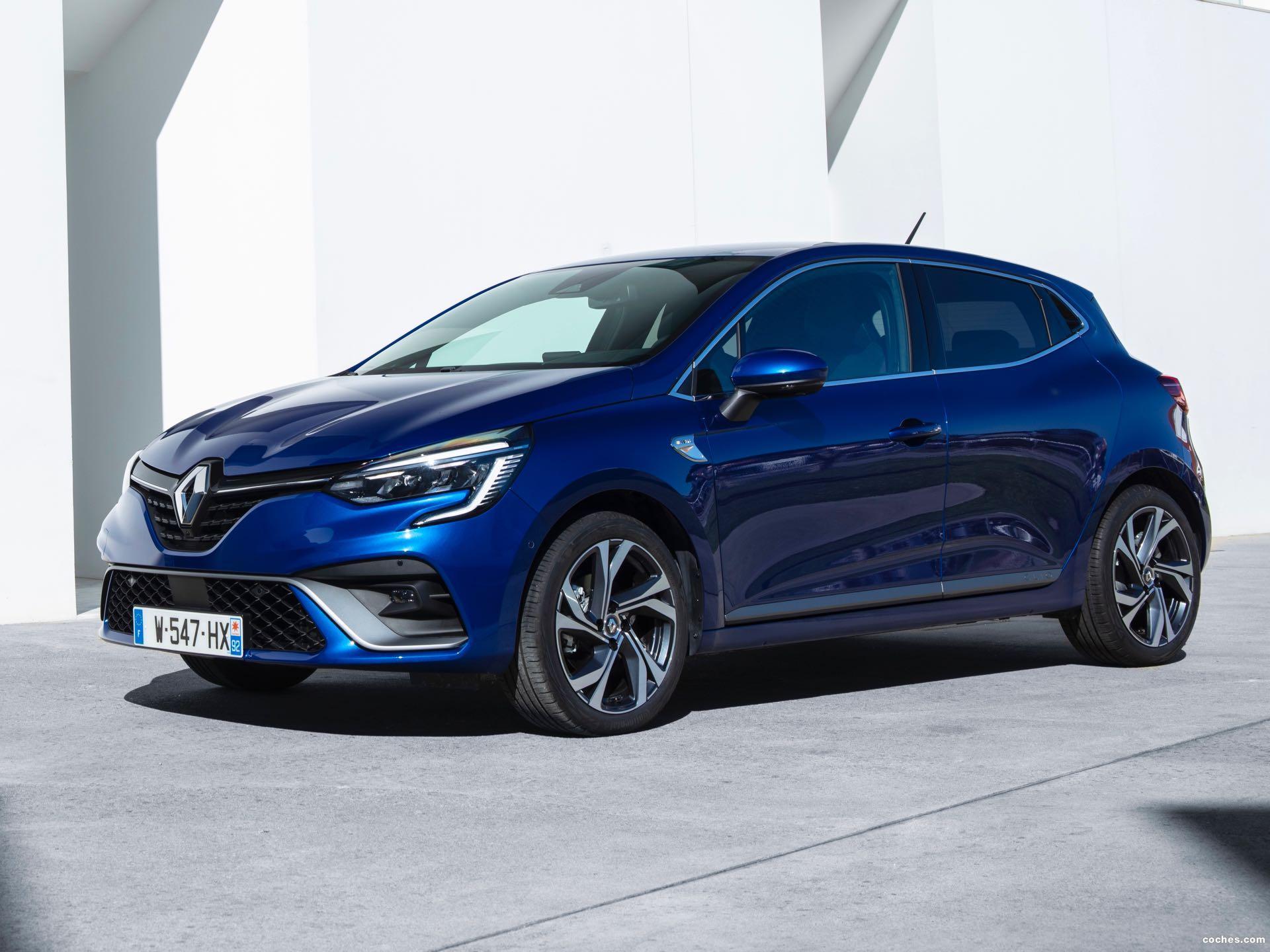 Foto 10 de Renault Clio R.S. Line 2019