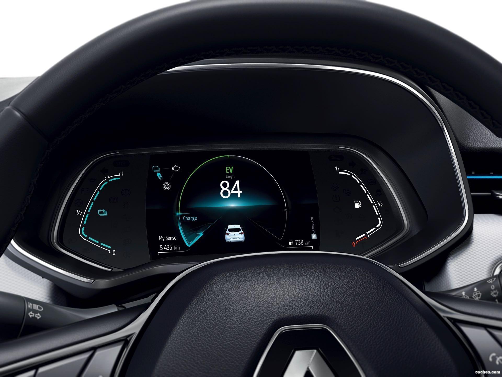 Foto 19 de Renault Clio E-TECH 2020