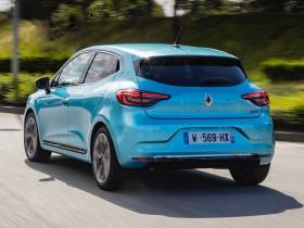 Ver foto 10 de Renault Clio E-TECH 2020