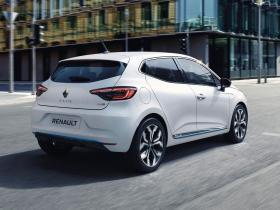 Ver foto 2 de Renault Clio E-TECH 2020