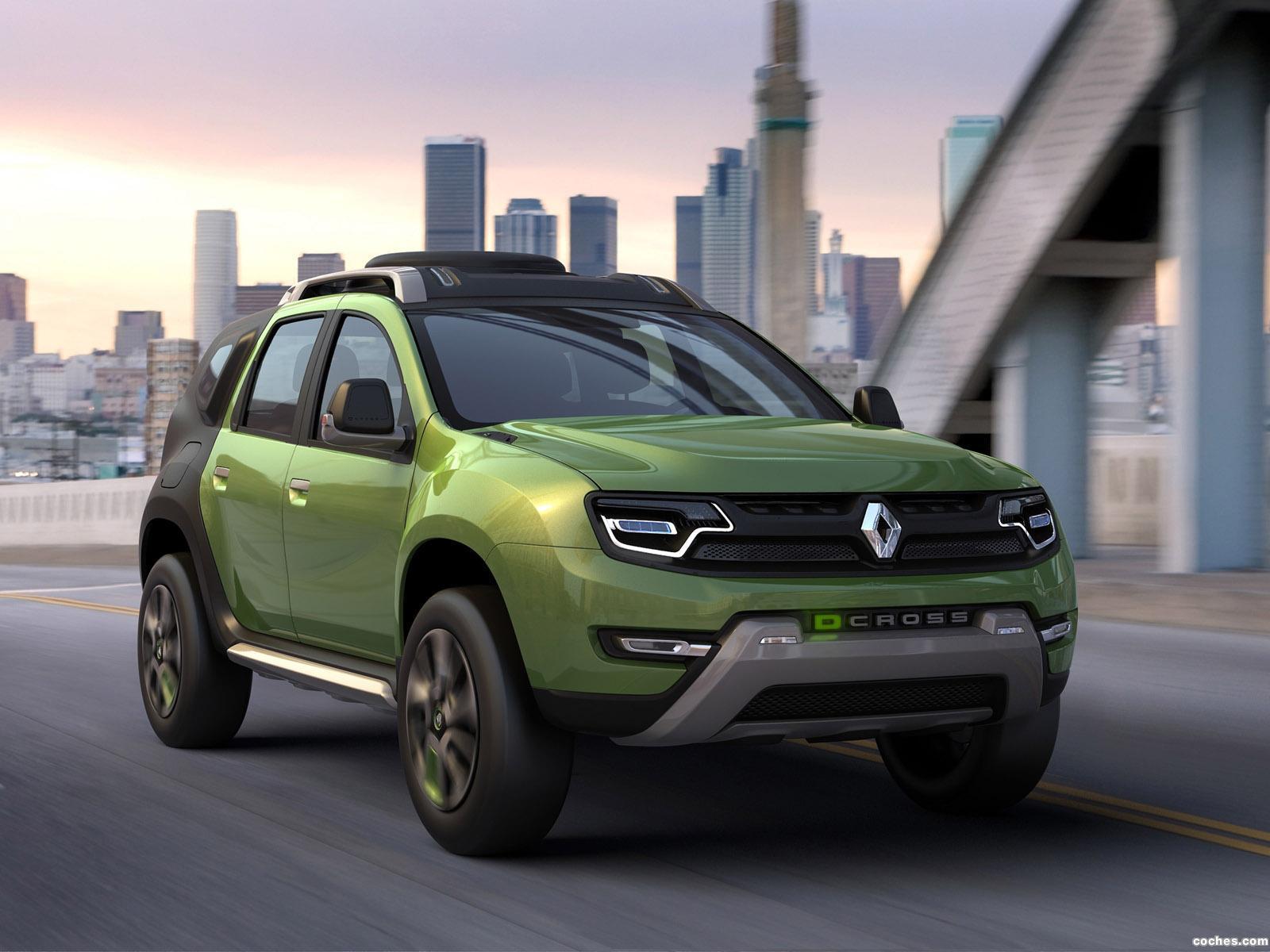 Foto 0 de Renault DCross Concept 2012