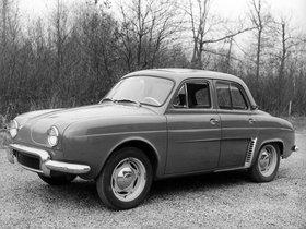 Fotos de Renault Dauphine