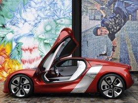 Ver foto 25 de Renault DeZir Concept 2010