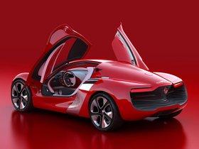 Ver foto 12 de Renault DeZir Concept 2010