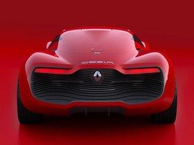 Ver foto 10 de Renault DeZir Concept 2010