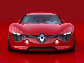 Ver foto 9 de Renault DeZir Concept 2010