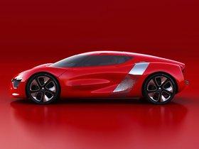 Ver foto 8 de Renault DeZir Concept 2010