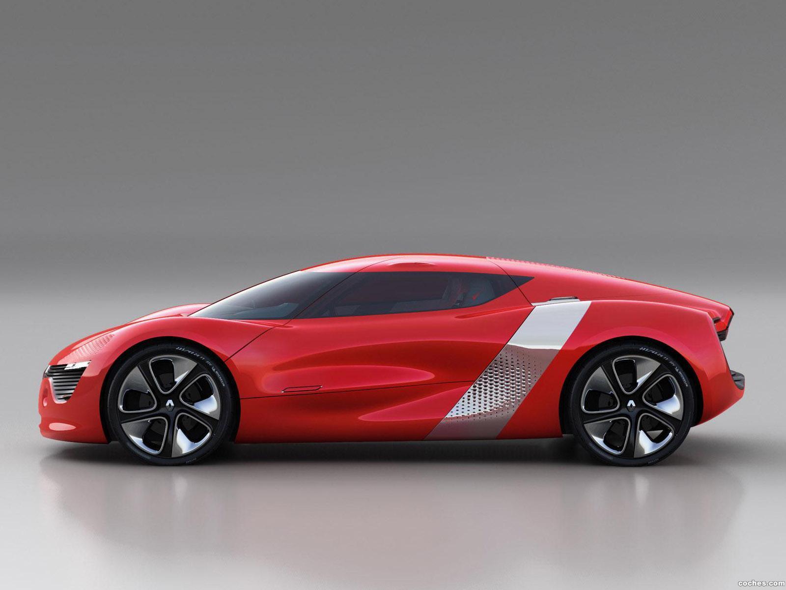 Foto 3 de Renault DeZir Concept 2010