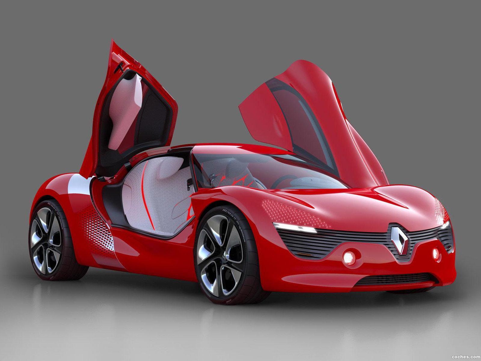 Foto 2 de Renault DeZir Concept 2010