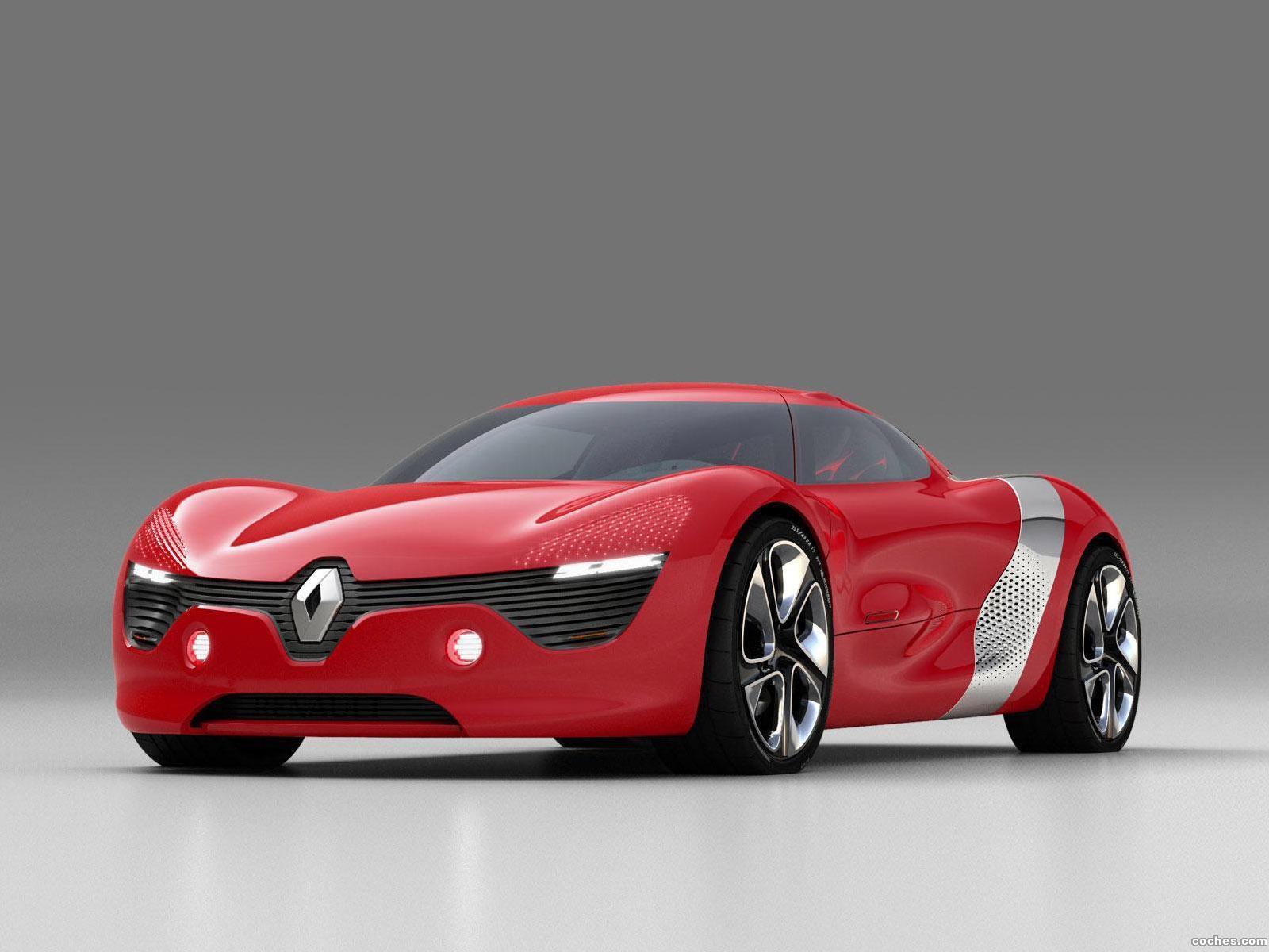 Foto 1 de Renault DeZir Concept 2010