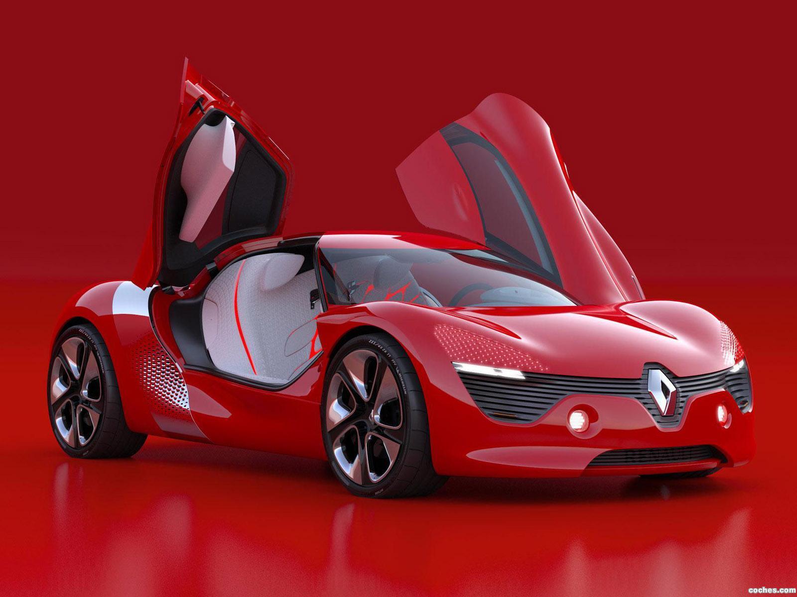 Foto 0 de Renault DeZir Concept 2010