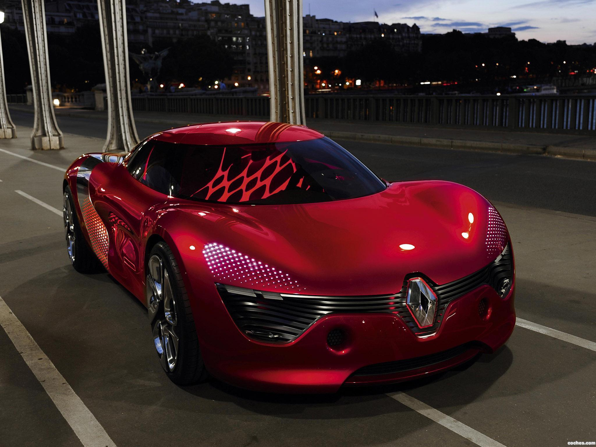 Foto 33 de Renault DeZir Concept 2010